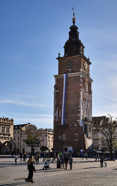 Town Hall Tower ( Market Square - Krakow Old Town) Fujifilm X100F