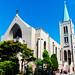 Yokohama Christ Church, Yokohama : 横浜山手聖公会(山手本通り)