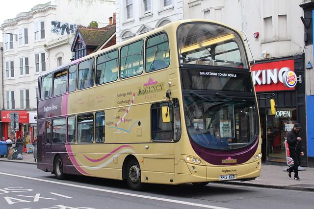 427 BF12KXD Brighton & Hove