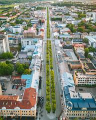 Green line | Kaunas aerial #149/365