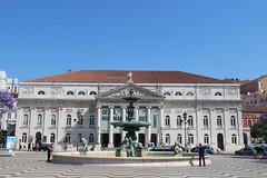 Teatro D. Maria II - Lisboa