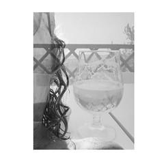 primer bany ... per mi l'aigua gelada ♀️ primer xiringuito ... genial 😉 #desconfinament #fase2 #covid19 #tarragona #platjallarga