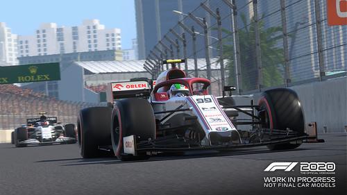 F1 2020 Hanoi Circuit 2