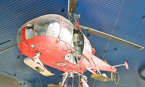 Sud Aviation SA.316A Alouette III HB-XDF