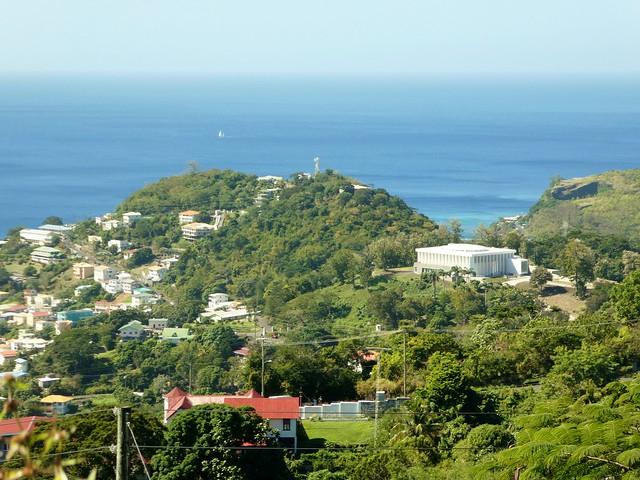 Grenada - Parliament Building