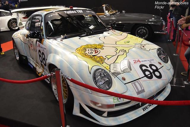 Porsche 911 GT2 993 Le Mans 1998