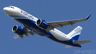 Indigo A320-271N msn 9596