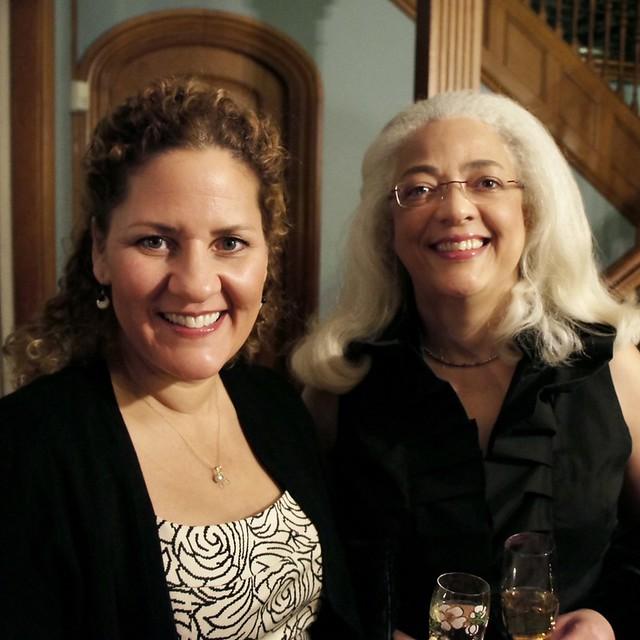 Maria and Renee