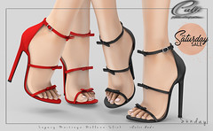 : CULT : Sunday Heels with HUD