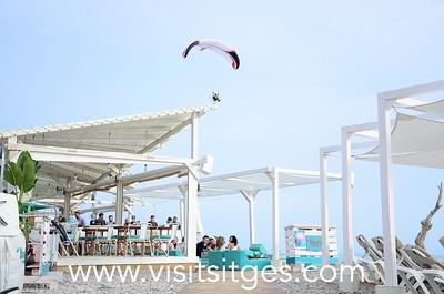 Playa Cap de Grills Sitges