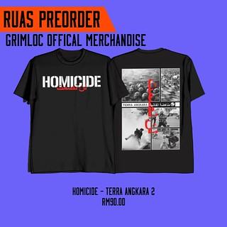 HOMICIDE – Terra Angkara 2 (preorder)