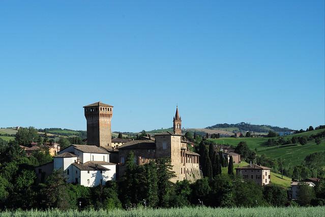 Castle of Levizzano,  Castel vetro, Italy, May 2020 011