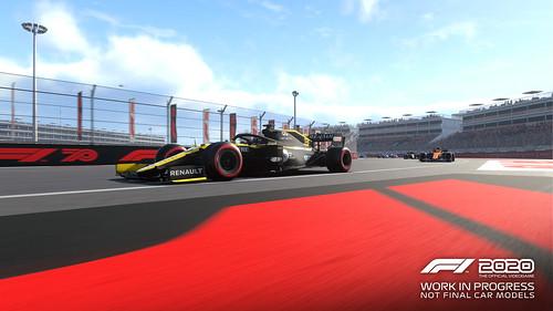 F1 2020 Hanoi Circuit 3