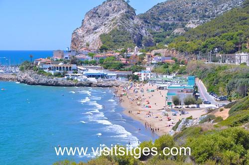 Playa Garraf Sitges