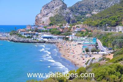 Playa de Garraf Sitges