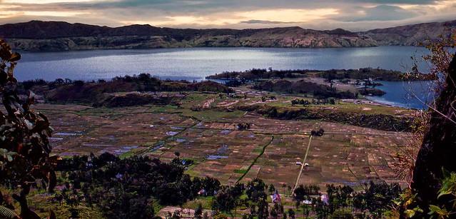 Lake Toba - Samosir island - Tuktuk Siadong (1978)