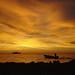 Sunset in Chuuk, Micronesia
