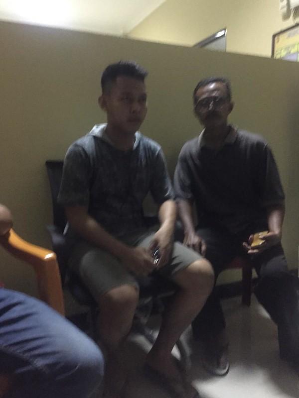 Oknum Polisi, Bripda M. Alfie Febriansyah