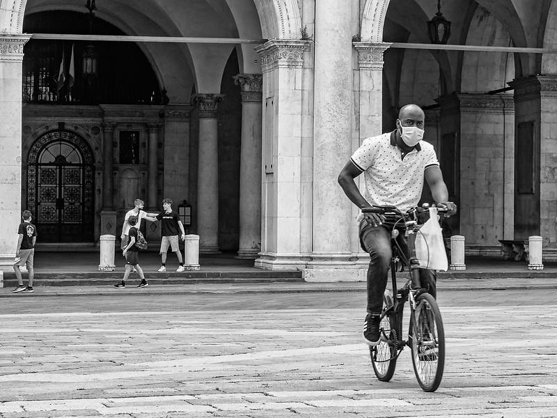 Non resta che pedalare