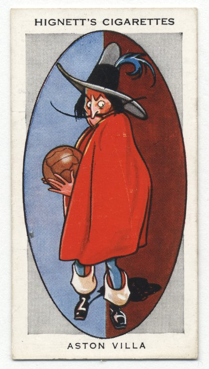 1930s EPL Trading Cards