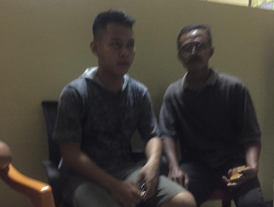 Bripda M. Alfie Febriansyah
