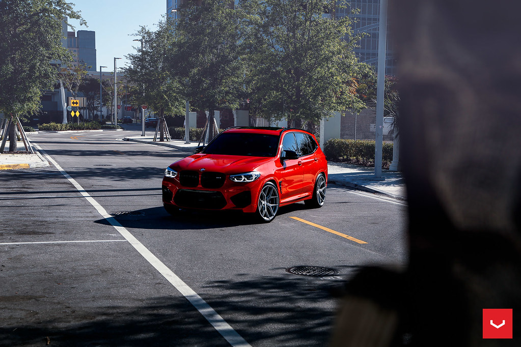 Bmw X3m Competition Hybrid Forged Series Hf 5 Voss Flickr