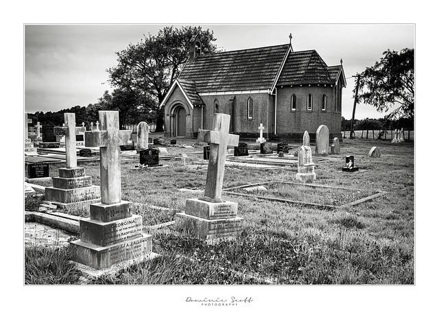 St John's Church Marton New Zealand