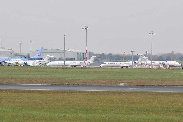 EI-GED CRJ-900 Cityjet
