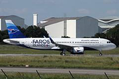 Airbus A320-251N - FLI - OY-RCL - s/n 10006