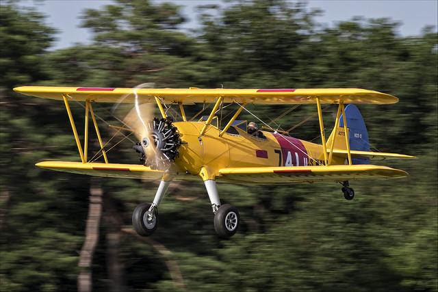Boeing PT-13D Kaydet - 17