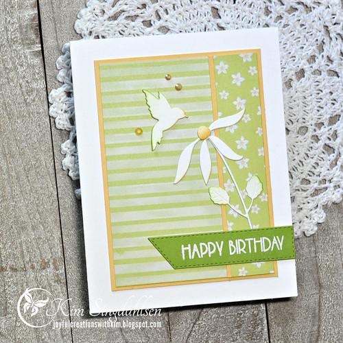 Poppystamps Hummingbird