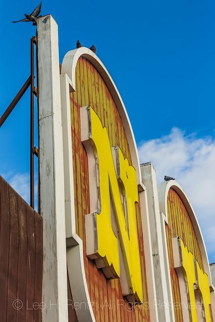 Sign for Nugget Casino in Fallon, Nevada