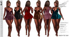 ONE- Silk dress 001