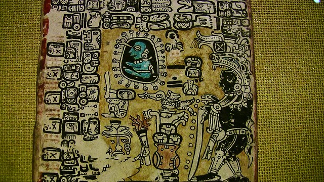 MEXICO, Maya-Kultur im Museum in Chetumal, 19775