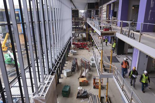 Science Center Construction