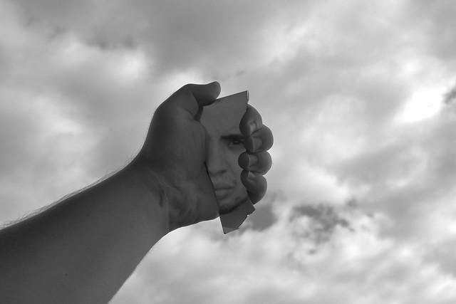 Espelho no céu