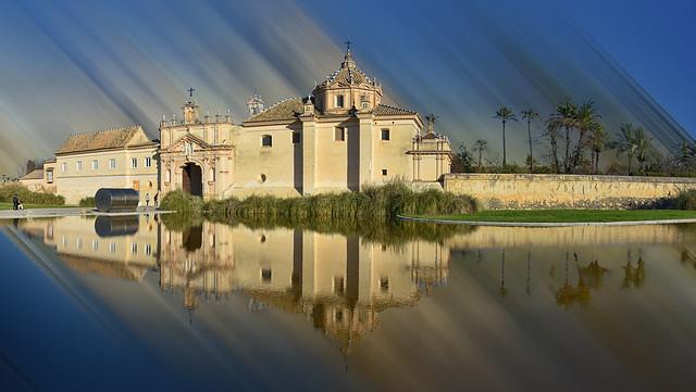 Nuestra Señora de las cuevas. Sevilla.