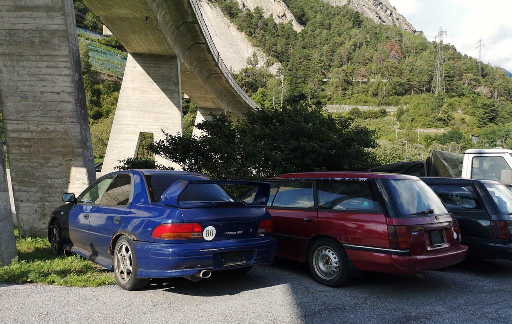 Subaru Impreza & Subaru Legacy