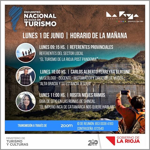 Encuentro Nacional de Guías de Turismo de la República Argentina (6)