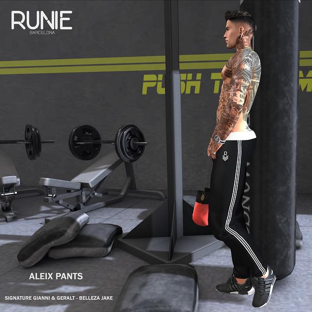 New Aleix Pants