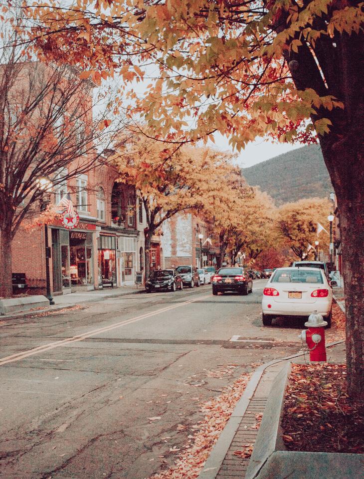 Main Street beacon NY