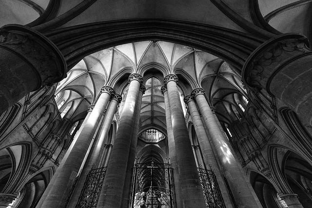 Cathédrale de Coutance