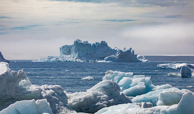 Antarctica, Brown Bluff
