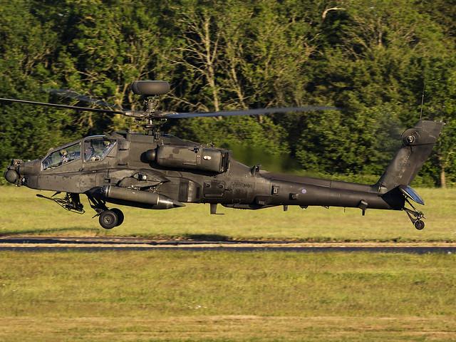 Army Air Corps | Westland WAH-64D Longbow Apache AH1 | ZJ208