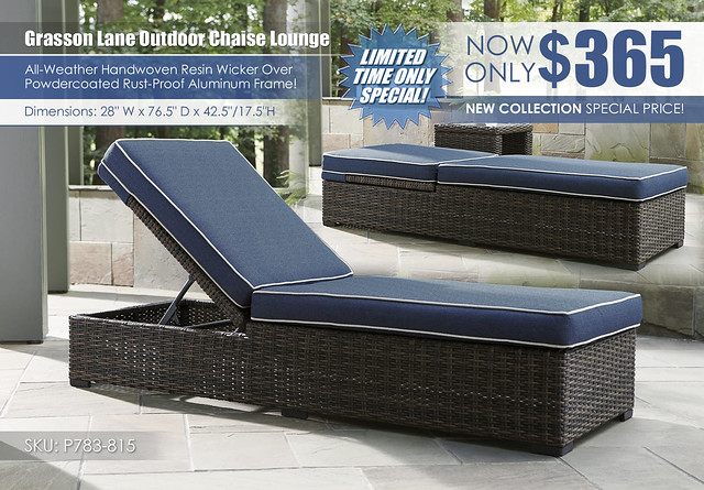 Grasson Lane Outdoor Chaise Lounge_P783-815