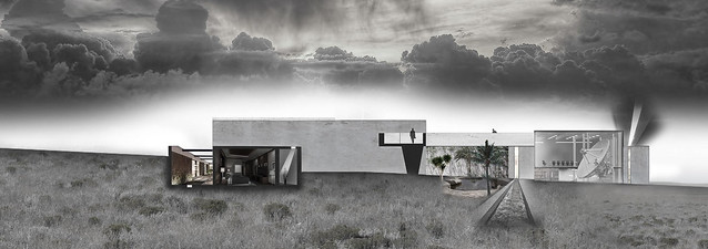ARCH501_VLA Residence and Research Facility