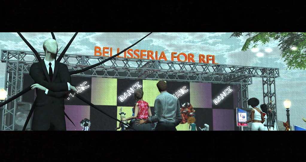 Bellisseria Slenderman at RFL