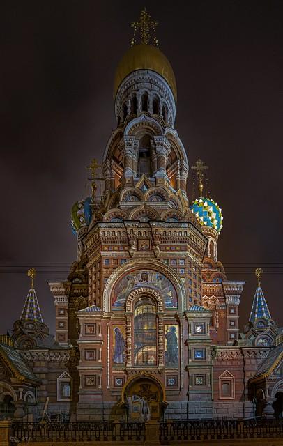 Church of the Savior on Spilled Blood / Собор Воскресения Христова на Крови