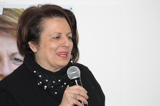 Il sindaco Tina Resta