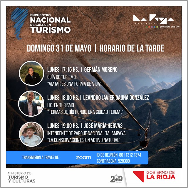 Encuentro Nacional de Guías de Turismo de la República Argentina (2)